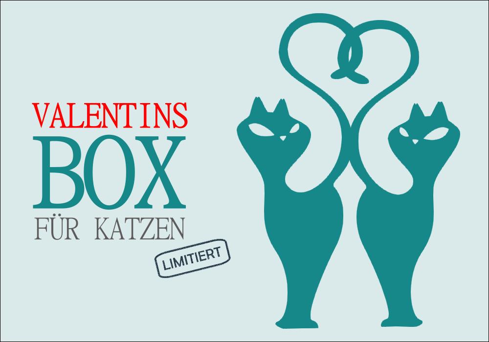 CatSiMo Valentins-Box für Katzen